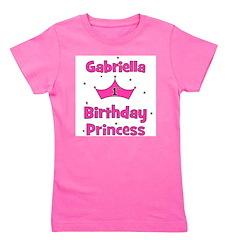 birthdayprincess_1st_GABRIELLA.png Girl's Tee