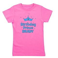birthdayprince_1st_BRADY.png Girl's Tee