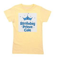 birthdayprince_1st_COLE.png Girl's Tee