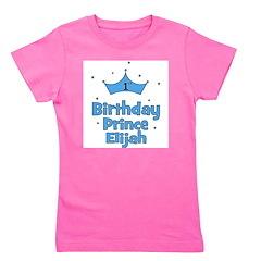 birthdayprince_1st_ELIJAH.png Girl's Tee