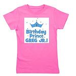 birthdayprince_1st_GregJr.png Girl's Tee