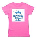 birthdayprince_1st_JOHN.png Girl's Tee