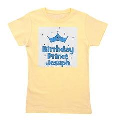 birthdayprince_1st_JOSEPH.png Girl's Tee