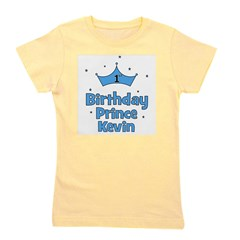 birthdayprince_1st_KEVIN.png Girl's Tee