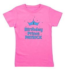 birthdayprince_1st_PATRICK.png Girl's Tee