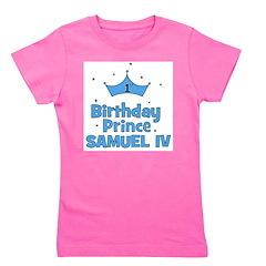birthdayprince_1st_SAMUELIV.png Girl's Tee