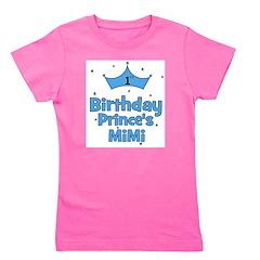 birthdayprince_1st_PRINCES_MiMi.png Girl's Tee