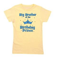 ofthebirthdayprince_bigbrother.png Girl's Tee