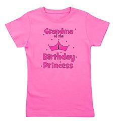 ofthebirthdayprincess_grandma.png Girl's Tee