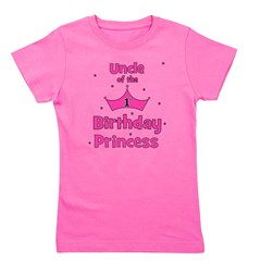 ofthebirthdayprincess_uncle.png Girl's Tee