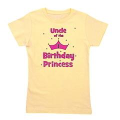 ofthebirthdayprincess_uncle.png Girl's Tee