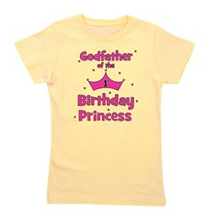 ofthebirthdayprincess_godfather.png Girl's Tee