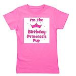 birthdayprincess_1st_princessspup.png Girl's Tee