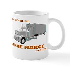 Large Marge Small Mug