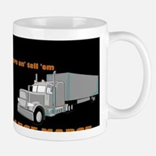 Large Marge Small Mugs