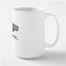Large Marge Ceramic Mugs