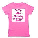birthdayprincess_1st_princesssmom.png Girl's Tee