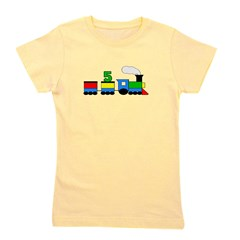 TRAIN_5.png Girl's Tee