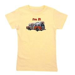 firetruck_im2.png Girl's Tee