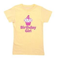 birthdaygirl_4.png Girl's Tee