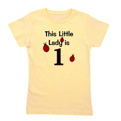 thislittleladyis_1.png Girl's Tee