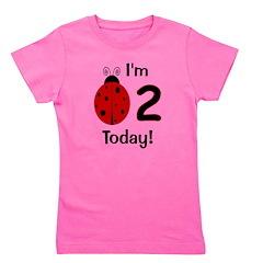 ladybug_im2today.png Girl's Tee