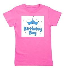 birthdayboy_1st.png Girl's Tee