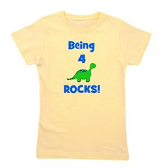 being4rocks_TR.png Girl's Tee