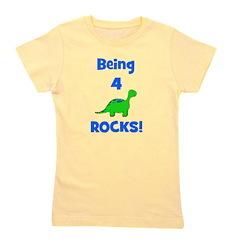 being4rocks_TR.png Girl's Tee