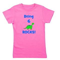 being6rocks_TR.png Girl's Tee