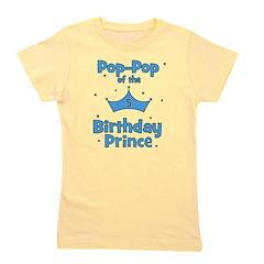ofthebirthdayprince_5th_poppop.png Girl's Tee