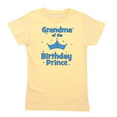 ofthebirthdayprince_5th_grandma.png Girl's Tee