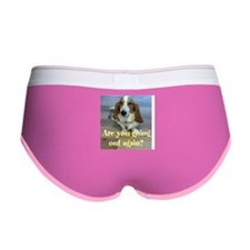 Angry Dog Women's Boy Brief