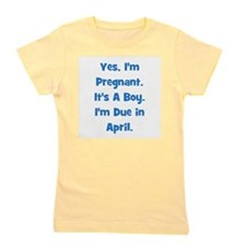 pregnant_boy_april_TR.png Girl's Tee