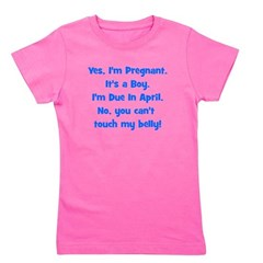 boy_april_belly.png Girl's Tee