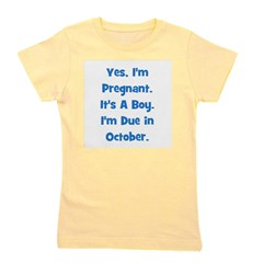 pregnant_boy_october_TR.png Girl's Tee