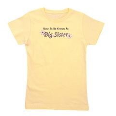 soontobeknownas_bigsister.png Girl's Tee