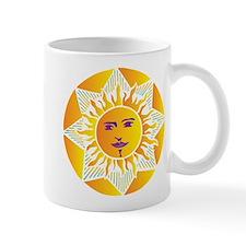 Smiling Sun Mugs