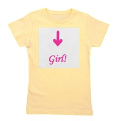 arrowgirl.jpg Girl's Tee
