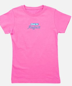 dueinaugust_blue_TR.png Girl's Tee