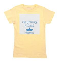 imgrowingalittleprince_crown2.png Girl's Tee