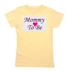 mommytobe.png Girl's Tee