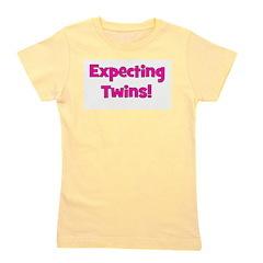 expectingtwins.png Girl's Tee