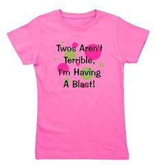 circles_twosarentterrible_girl.png Girl's Tee