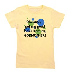 obviously_godmother_girl.png Girl's Tee