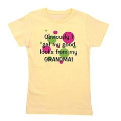 obviously_grandma_boy.png Girl's Tee