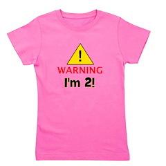 warningim2.png Girl's Tee