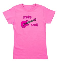unclesrock_pink.png Girl's Tee
