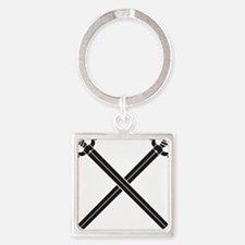 Crossed Swords Keychains