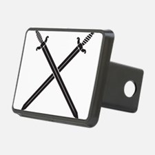 Crossed Swords Hitch Cover